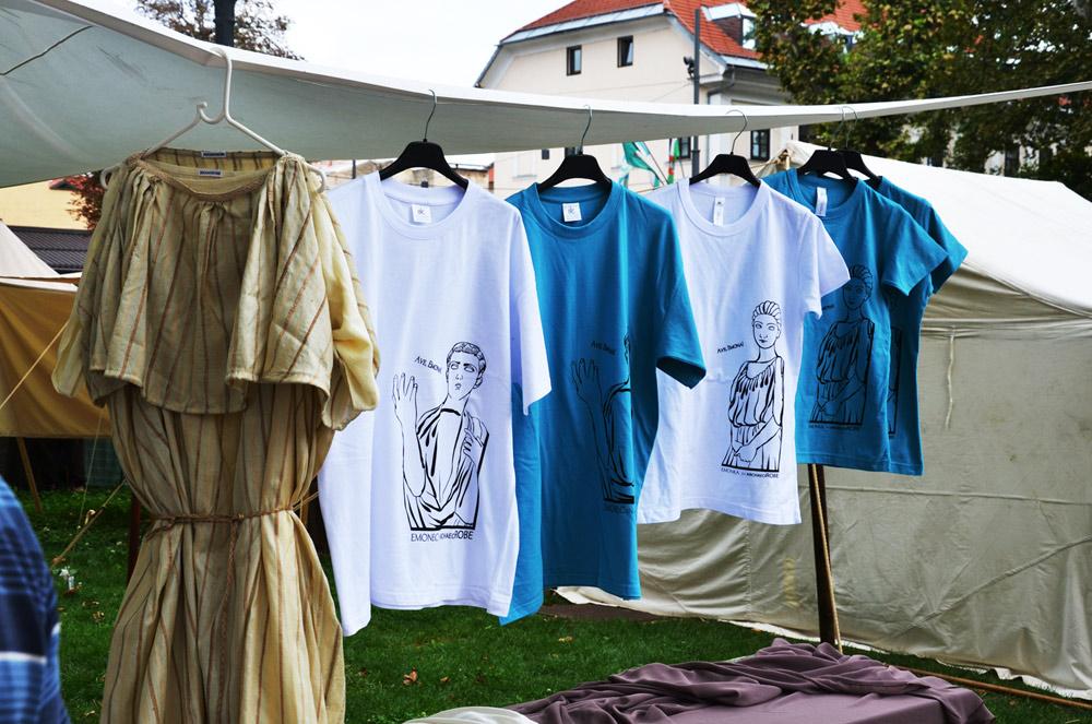 T-Shirts 'Ave Emona!'